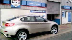 BMW Service Ashford