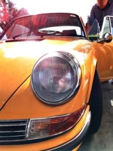 Porsche at Boxer