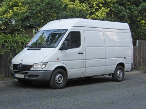 Mercedes Van Service from Boxer