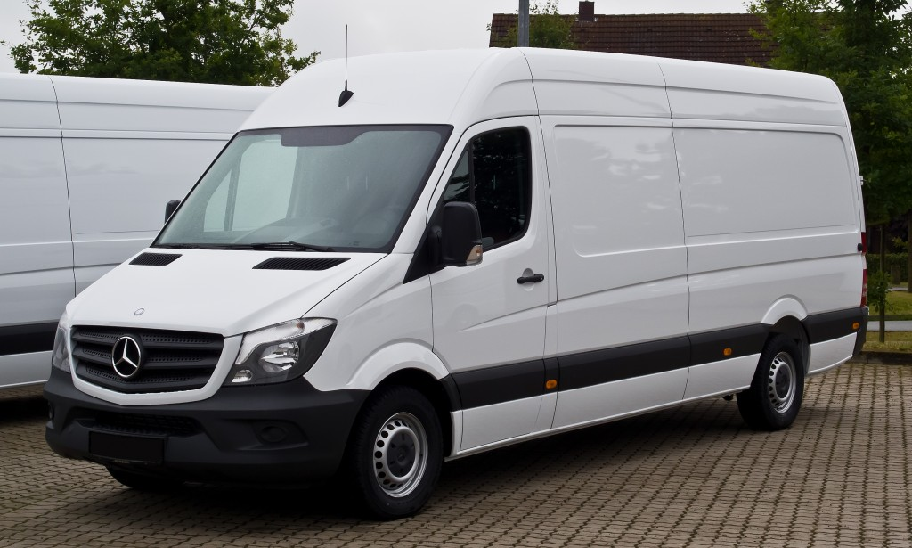 Mercedes van repair