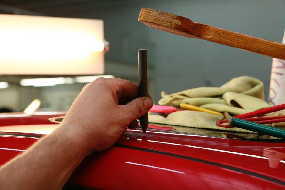 Car body repair Ashford