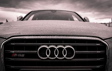 Audi car repair from Boxer